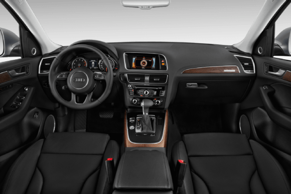 2014 Audi Q5 2.0T Premium interior