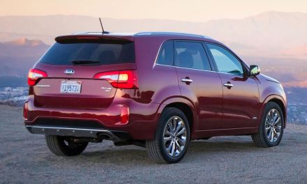 2014 KIA Sorento LX 4DR LV Review