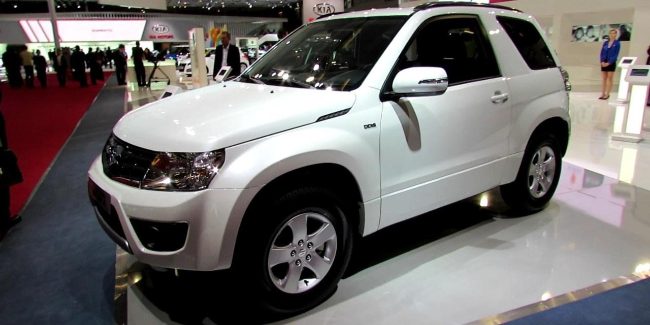 2014 Suzuki Grand Vitara VS 2014 Hyundai Tucson – What To Choose