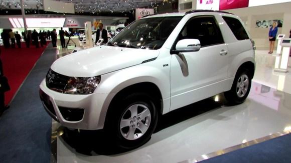 2014 Suzuki Grand Vitara