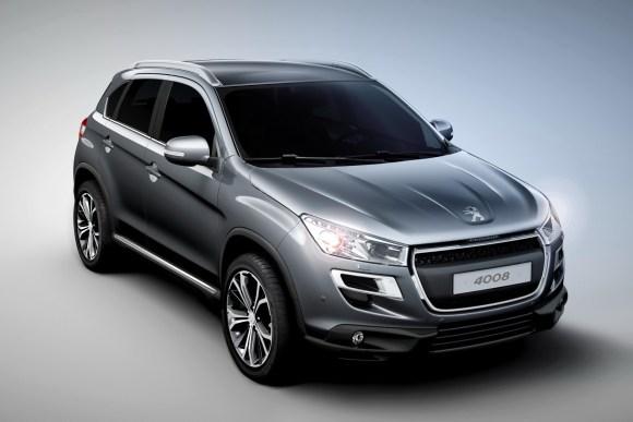 Peugeot 4008 2014 2