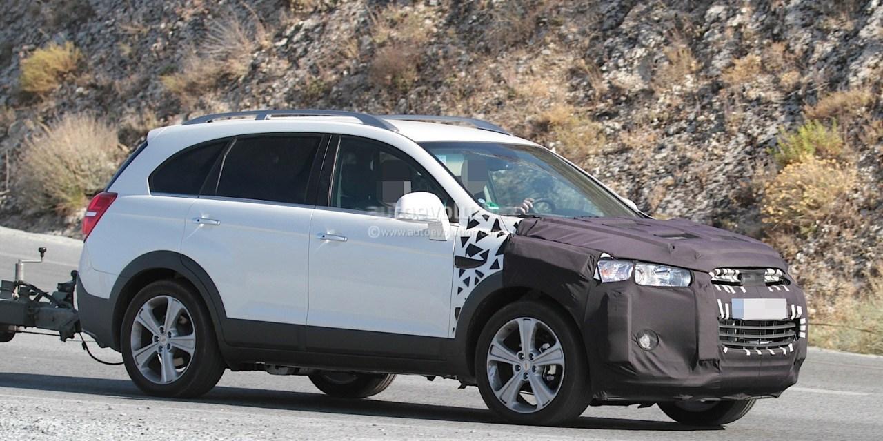 2015 Chevrolet Captiva Review