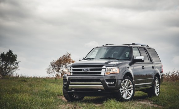 Ford Expedition EcoBoost 4WD 2015 2