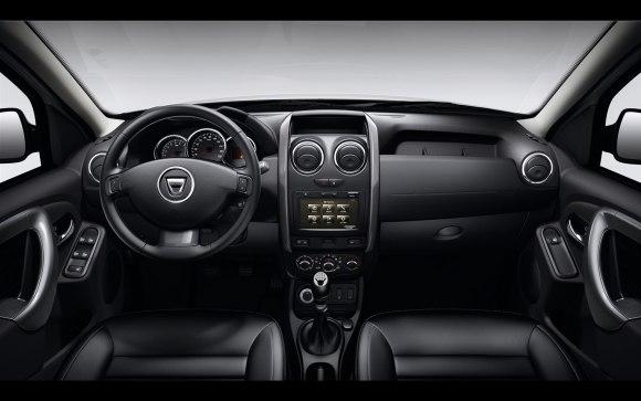 2014 Dacia Duster interior