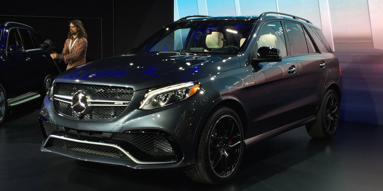 2016 Mercedes Benz Gle Class Review Suv Blog
