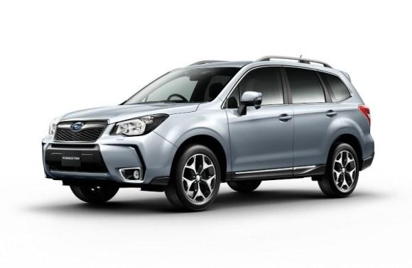2015 Subaru Forester 2