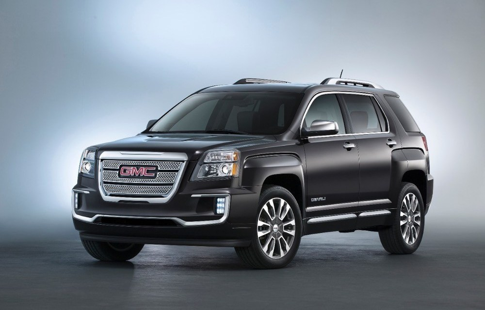 2016 GMC Terrain Denali – V-6 AWD Review