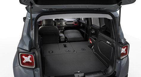 2016 jeep renegade cargo