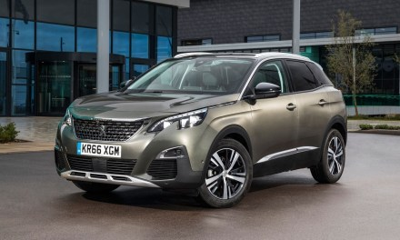 2017 Peugeot 3008 Preview/Review