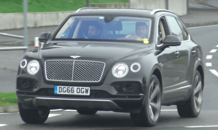 2018 Bentley Bentayga Plug-In Hybrid Preview
