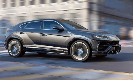 Lamborghini Urus 2018 First Look