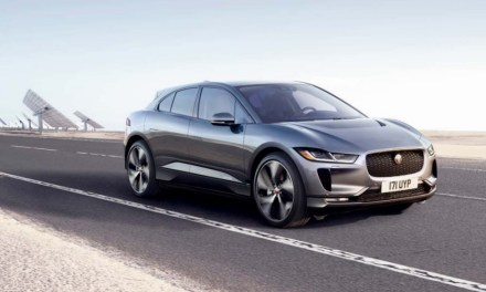 2019 Jaguar I-Pace – Best Luxury Compact SUV