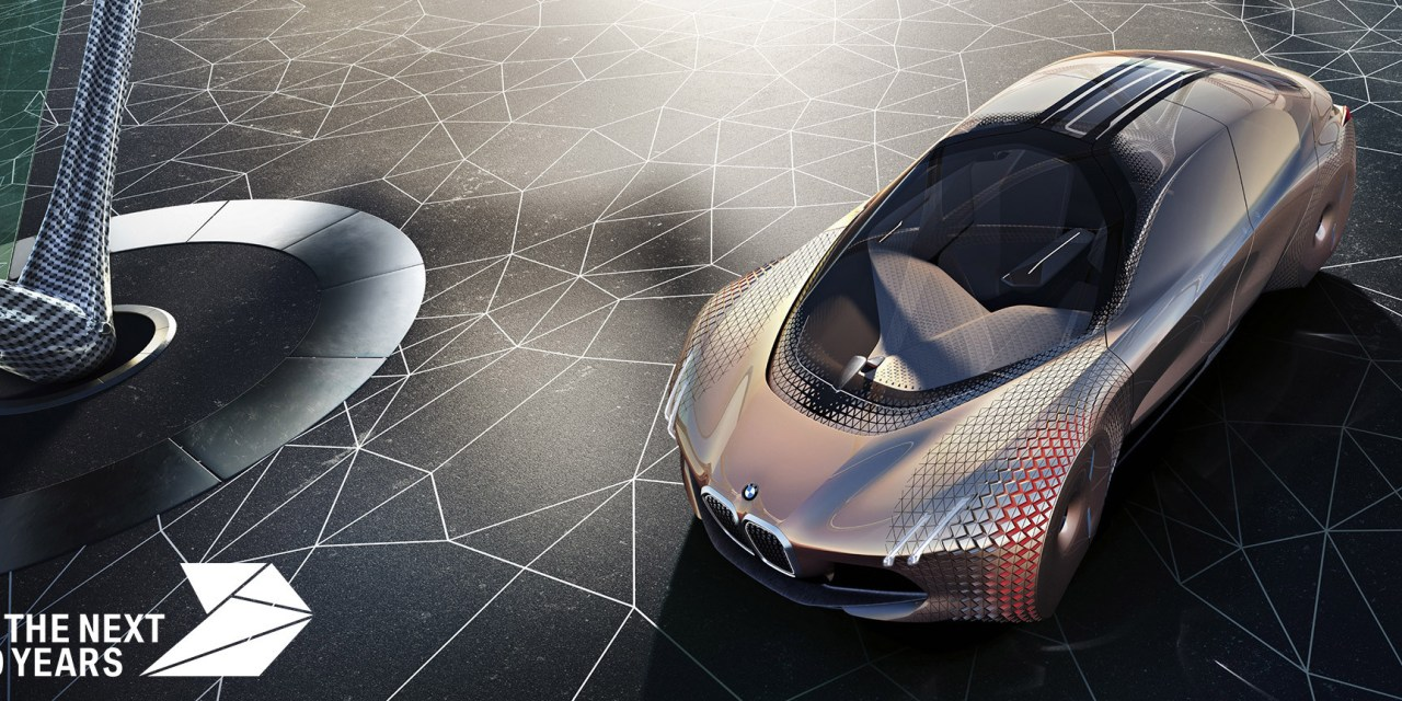 Incredible Facts About The BMW Vision Next 100 Concept