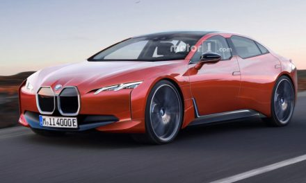 2021 BMW i4 Preview