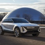 Cadillac Lyriq Debuts AS The First Cadillac Luxury EV