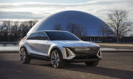 Cadillac Lyriq Debuts AS The First Cadillac Luxury EV