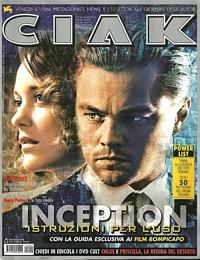 Immagine CIAK N° 9 2010