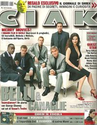 Immagine CIAK N° 12 2004