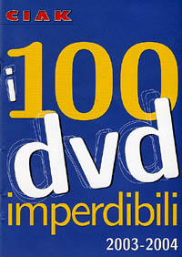 Immagine CIAK I 100 DVD Imperdibili 2003/2004