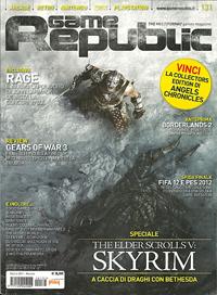 Immagine Game Repubblic 131 Ottobre 2011