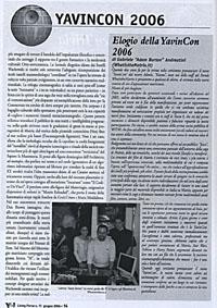 Immagine Living Force Magazine N° 11