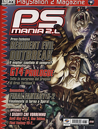 Immagine Ps Mania 2.0 n° 34 Febbraio 2004