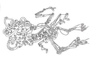 Immagine Geof Darrow Conceptual Draw
