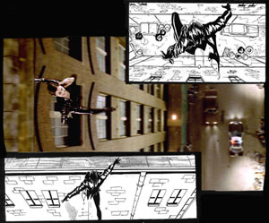 Immagine Steve Skroce Story Boards