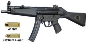 Immagine Enc HK MP 5 A2