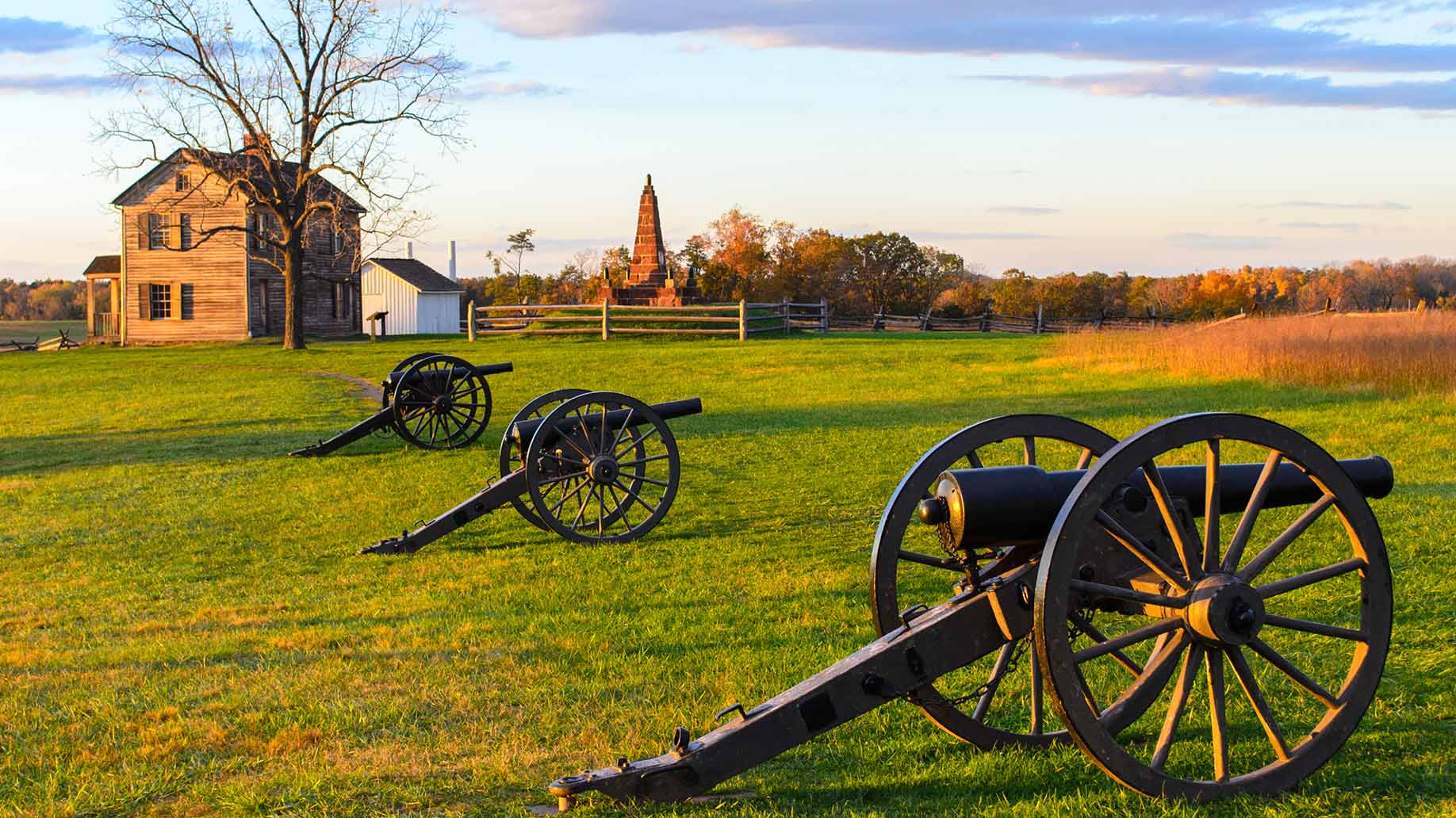 How Much Does A Civil War Battlefields Tour Cost
