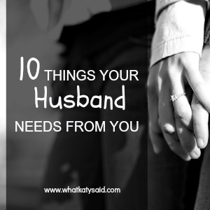 what to do for your husband