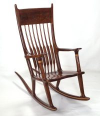 rocking chair - JungleKey.fr Image