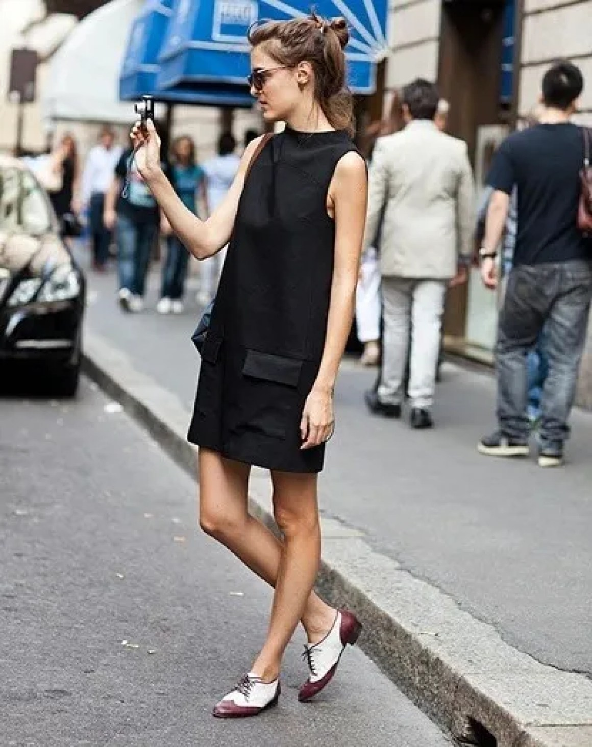 what-lizzy-loves-brogues-shift-dress