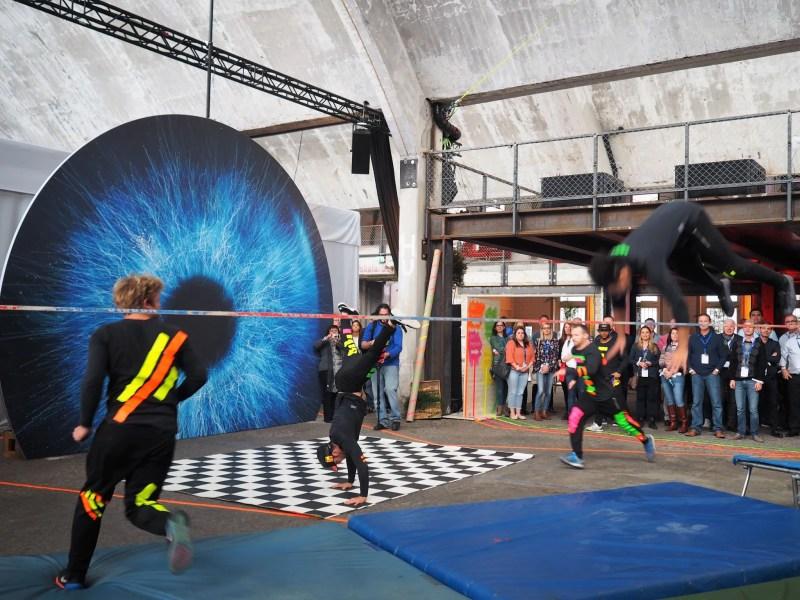 Berlin Zeiss future of optics acrobats