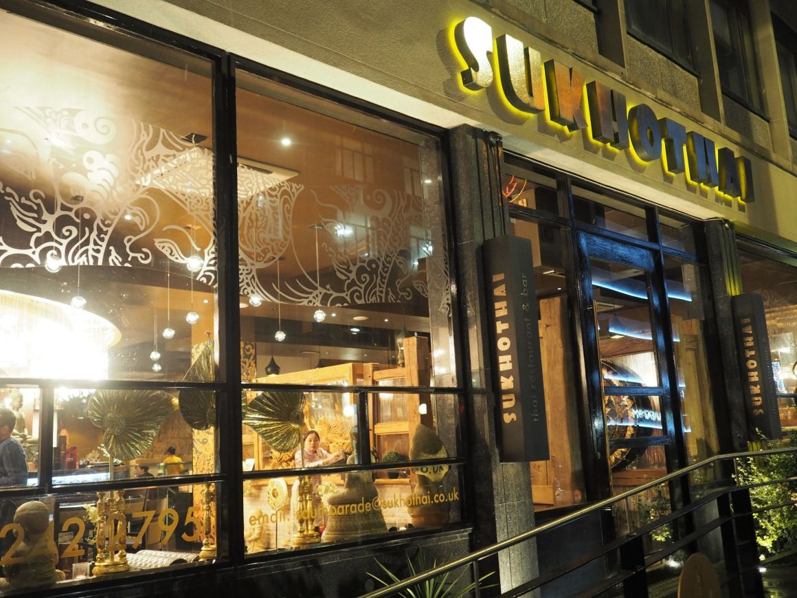 What Lizzy Loves Sukhothai restaurant Leeds review