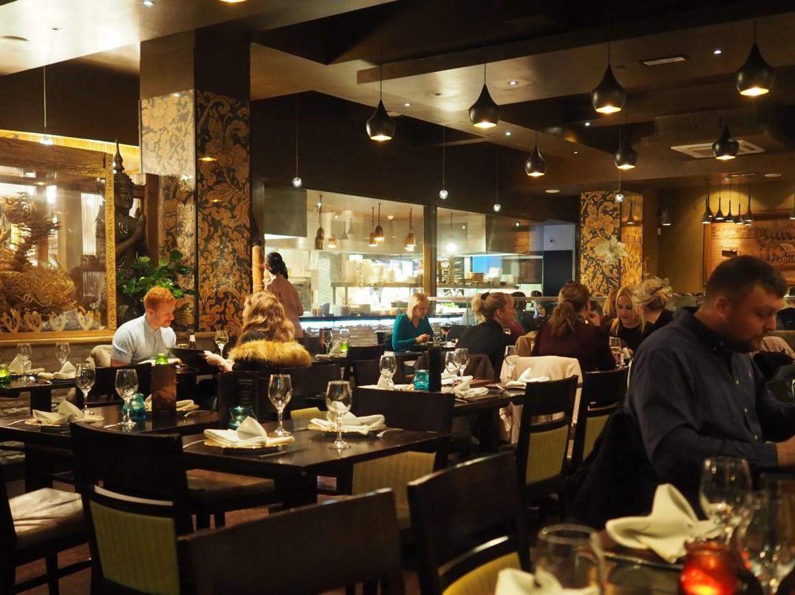 What Lizzy Loves Sukhothai restaurant review Leeds city centre