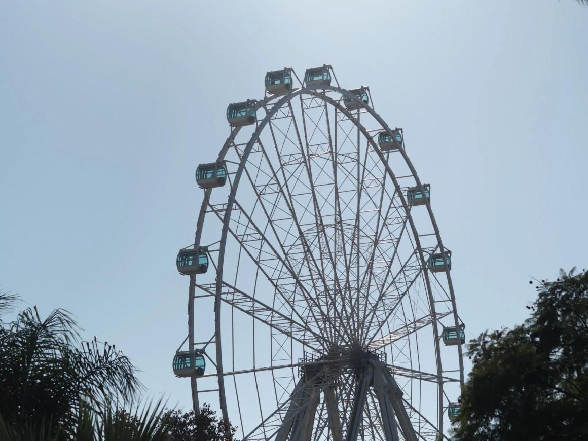What Lizzy Loves Malaga big wheel