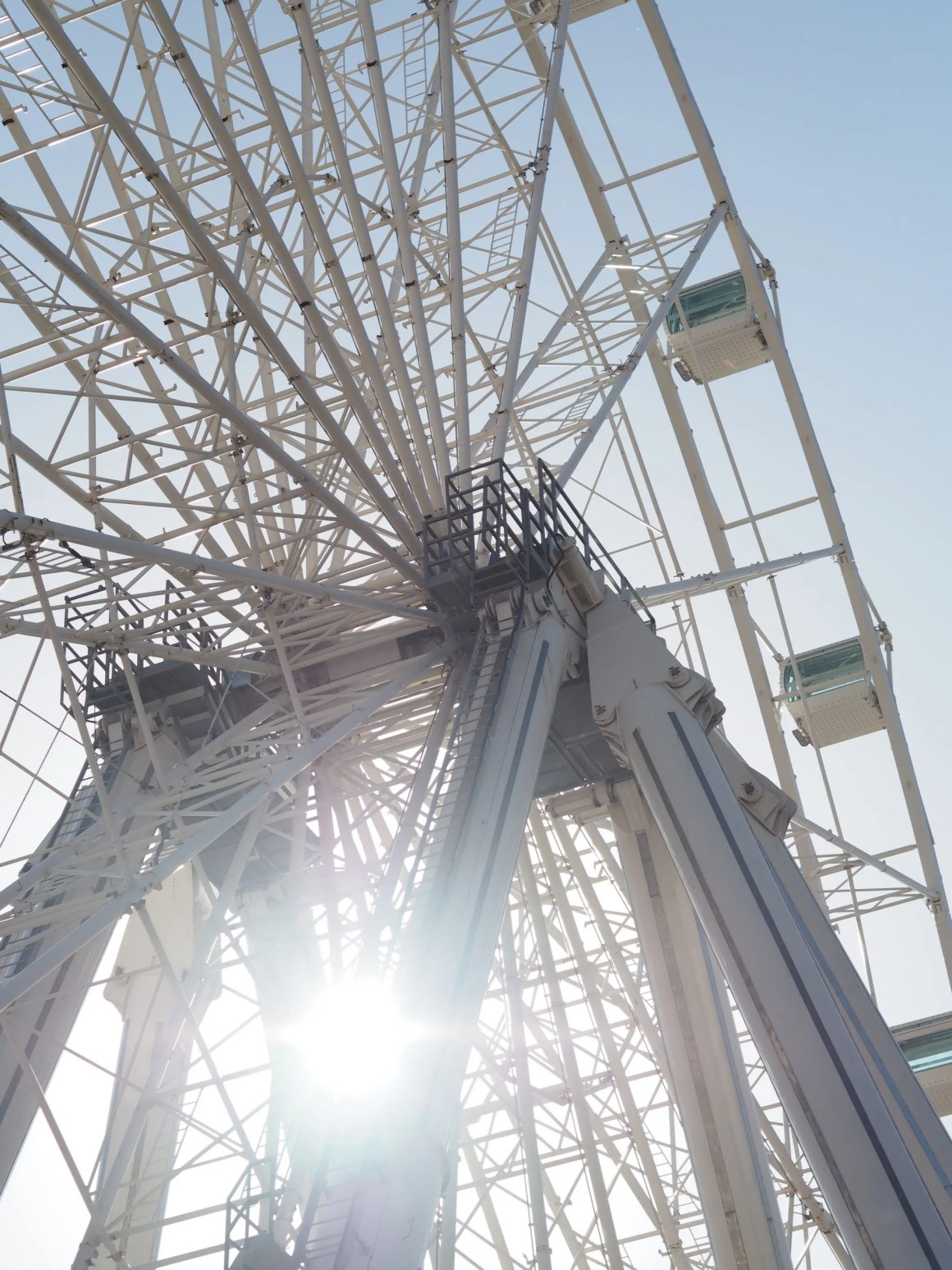 What Lizzy Loves Malaga big wheel Mirador Princess