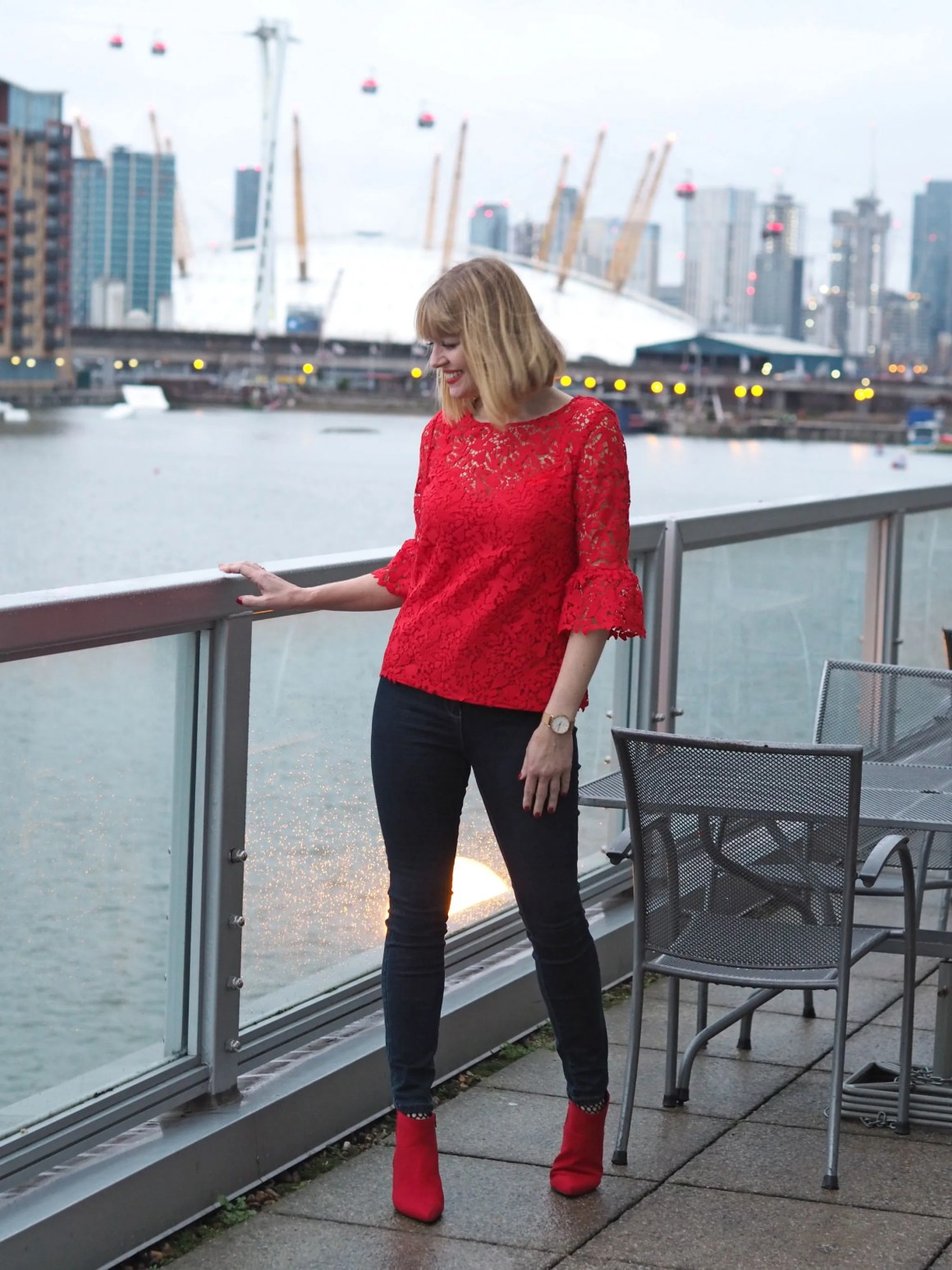 what-lizzy-loves-Bodenred-lace-top-red-boots