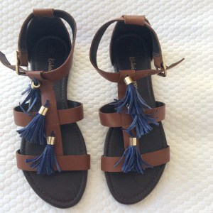 Kaleidoscope-tan-leather-sandals-blue-tassels