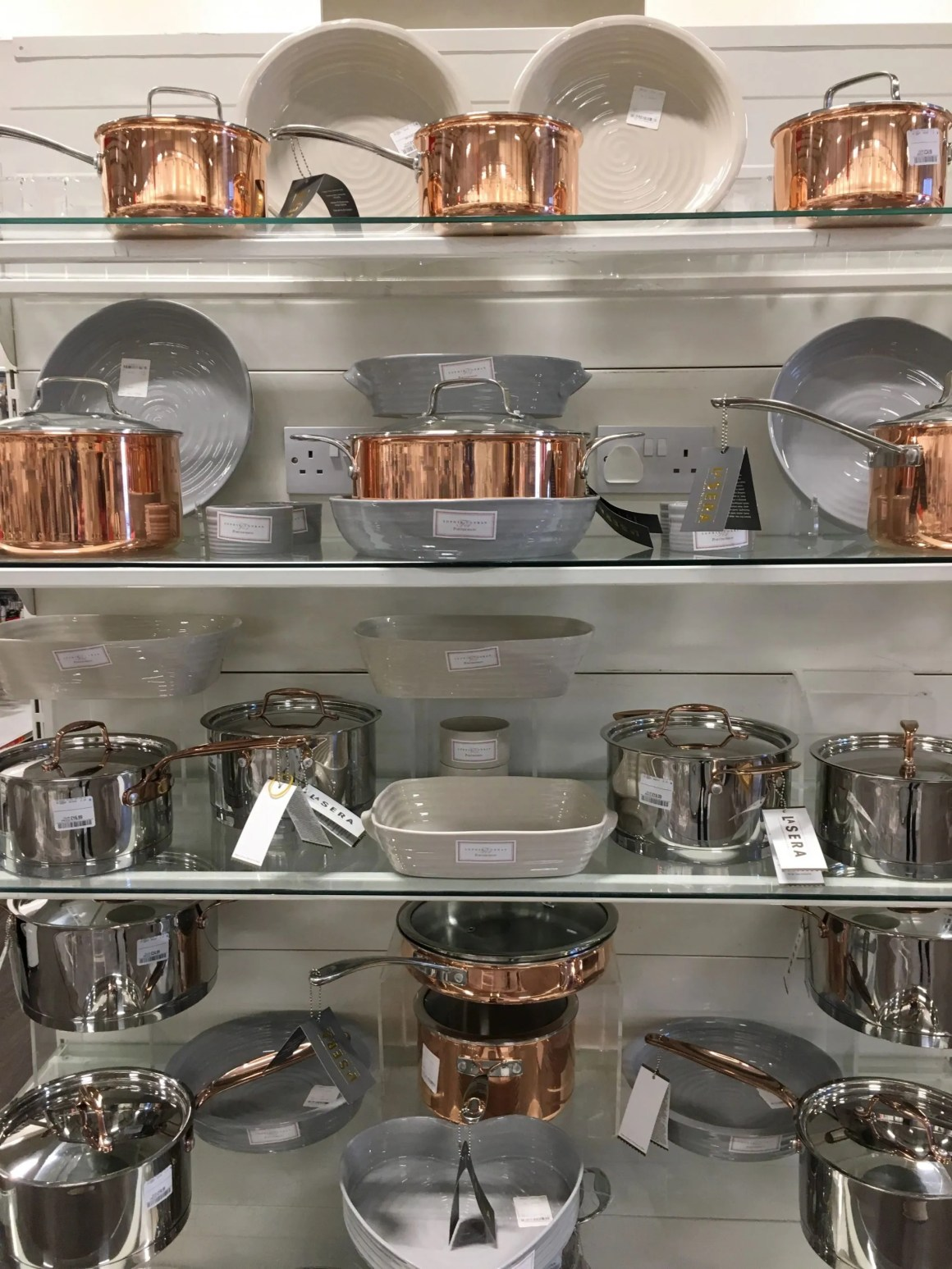 what-lizzy-loves-mothers-day-gifts-TK Maxx-copper-pans