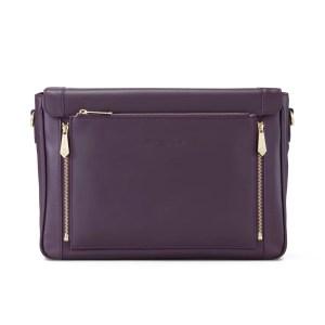 Jennifer Hamley Model KT leather workbag