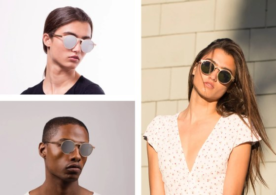ROAV eyewear Balto sunglasses
