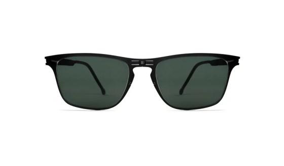 ROAV eyewear Franklin black frame G15 lenses