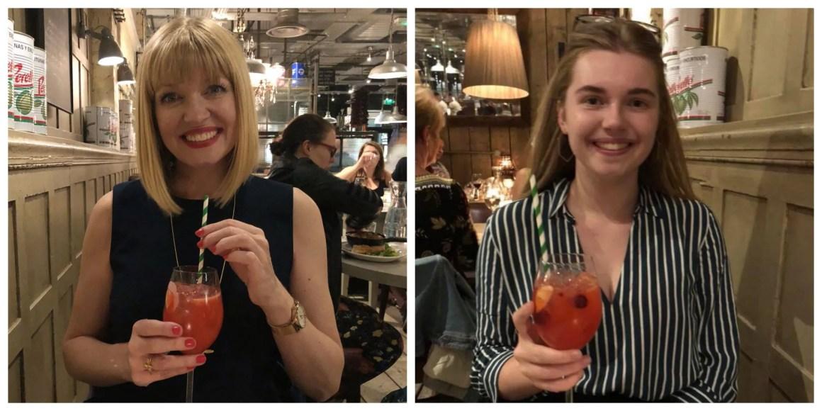 what lizzy loves cocktails Bills Bristol
