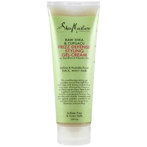 Shea Moisture Frizz Defence Styling Gel Cream