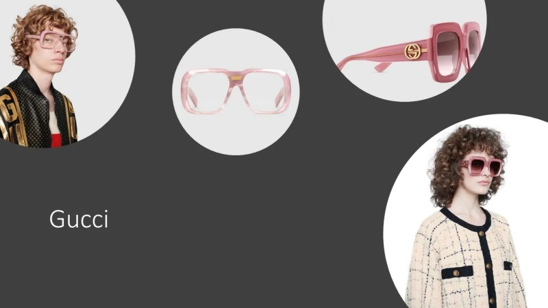 Spectace frame trends 2019 pink