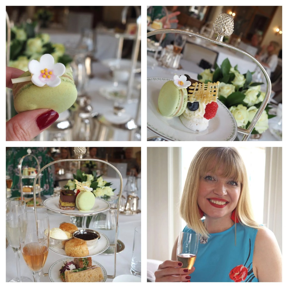 Christmas gift ideas from Yorkshire Bettys afternoon tea