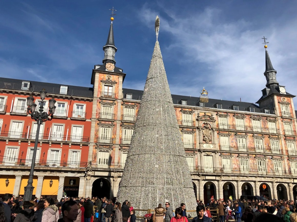 Plaza Major, Madrid