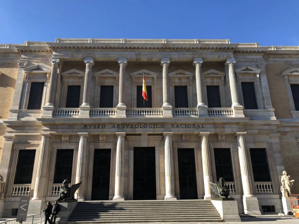 Archaeological museum of Madrid